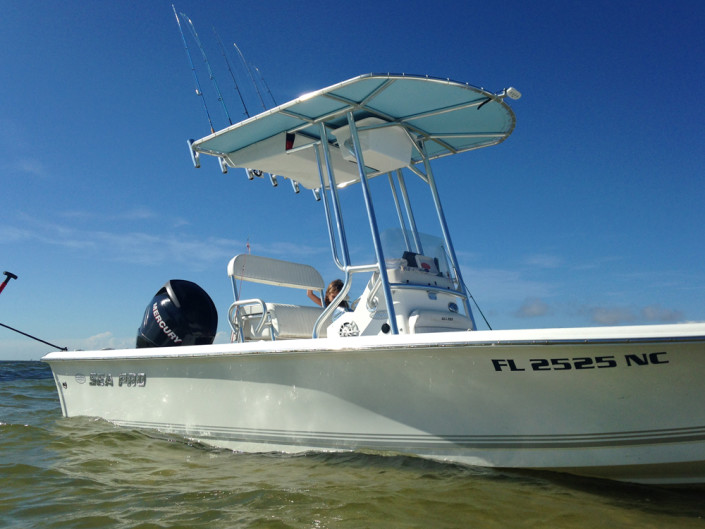 Best Boat Covers >> T-Tops - AJs Fabrication