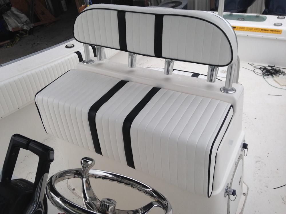 Upholstery - AJs Fabrication